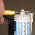 Как пользоваться герметиком