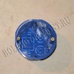 Подрозетник для кирпича и бетона