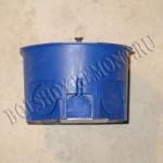 Подрозетник для установки в бетон