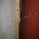 Установка межкомнатной двери в проём