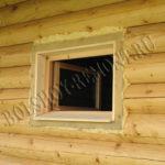 Изготовление деревянных откосов