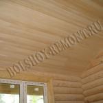 Изготовление потолка из вагонки