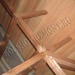 Как сделать деревянный каркас полков
