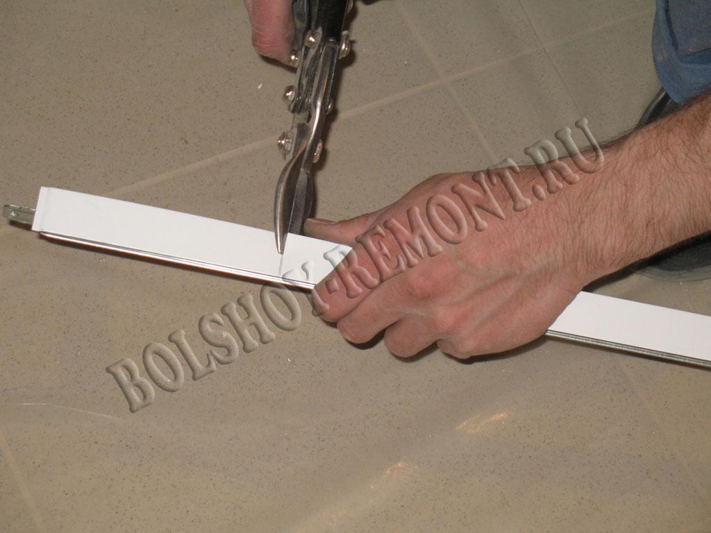 установка потолочной плитки армстронг состоит четырех заповедников