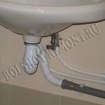 Подключаем канализационный насос