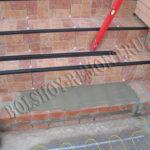 Плитка на ступенях