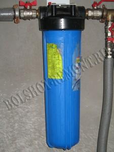 Замена картриджа фильтра для воды