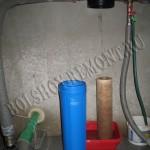 Колба фильтра для воды